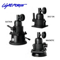 LIGHTFORCE REMOTE SWIVEL BASES