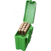 MTM Rifle Ammo Boxes - 20 Round Belt Carrier