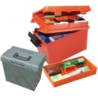 "MTM SPORTSMAN PLUS UTILITY DRY BOX (ORANGE) 15"" x 8.8"" x 9.4"""