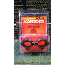 Millett 30mm Turn-In-Style Medium Scope Rings