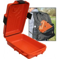MTM Survivor Dry Box small Orange
