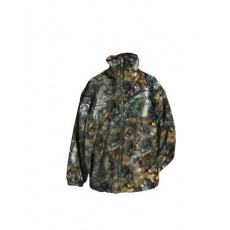HSF DUNDEE CAMO FLEECE JACKET