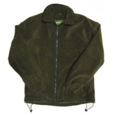HSF DUNDEE GREEN FLEECE JACKET
