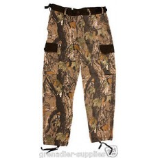 HSF TREND DELUXE CAMO SHOOTING TROUSERS