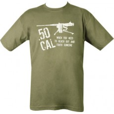 .50 CAL WHEN YOU NEED TO REACH OUT T-SHIRT