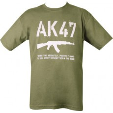 AK47 JACKIE BROWN TARANTINO T-SHIRT