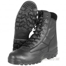 All Leather Army Combat Patrol Boots