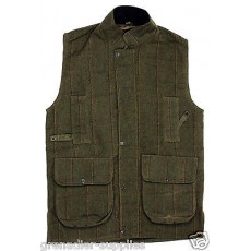 HSF TWEED COUNTRY SHOOTING GILET