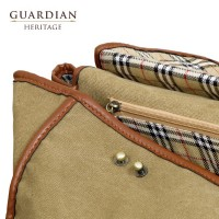 Guardian Heritage Canvas Large Travel Bag