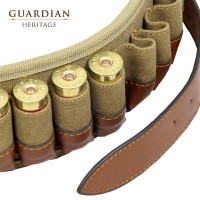 Guardian Heritage Canvas Cartridge Belt