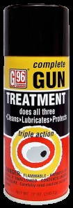 G96 GUN TREATMENT SPRAY 4.5OZ (133ML) FREE DELIVERY!