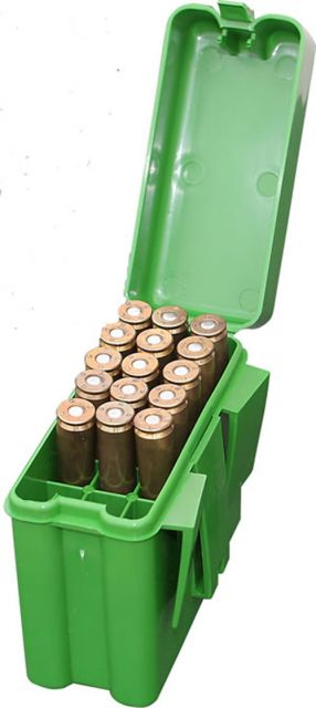 MTM MTM Rifle Ammo Boxes - 20 Round Belt Carrier