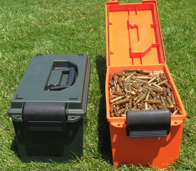 MTM MTM AC-11 AMMO CAN (GREEN)