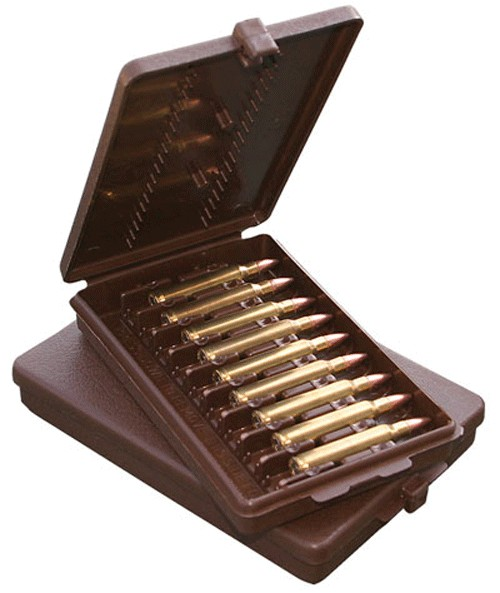 MTM RIFLE AMMO WALLET (HOLDS 9 LARGE ROUNDS)
