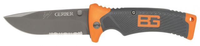 Gerber BEAR GRYLLS GERBER FOLDING SHEATH KNIFE