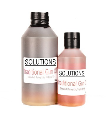 SOLUTIONS TRADITIONAL GUN OIL 100/250ml