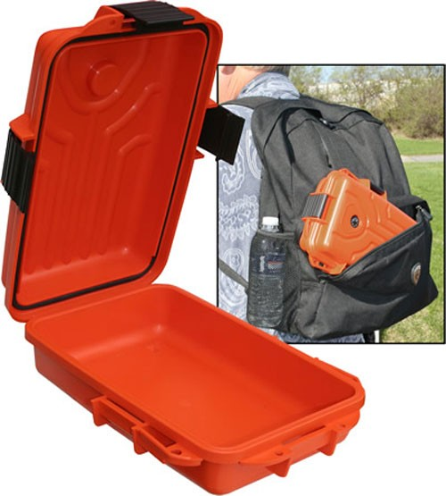 MTM MTM Survivor Dry Box small Orange