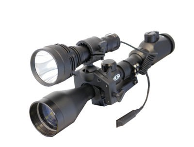 Clulite CLUSON PRO SPOTTER GUN LIGHT / TORCH