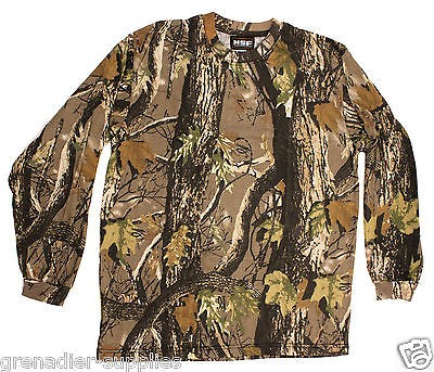 HSF HSF TREND CAMO LONG SLEEVED SHOOTING T-SHIRT