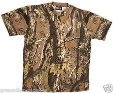 HSF HSF TREND CAMO SHORT SLEEVED SHOOTING T-SHIRT