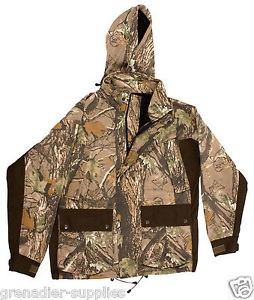 HSF HSF TREND DELUXE CAMO SHOOTING JACKET