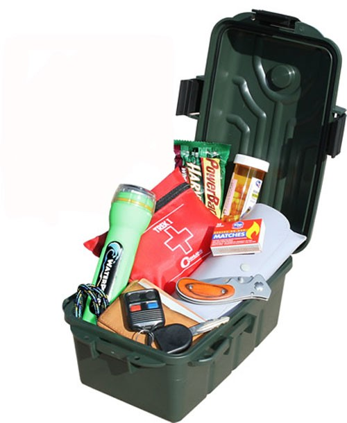 MTM MTM Survivor Dry Box Large Green