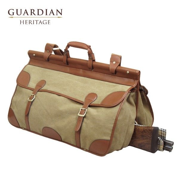 Guardian Guardian Heritage Canvas Small Travel Bag