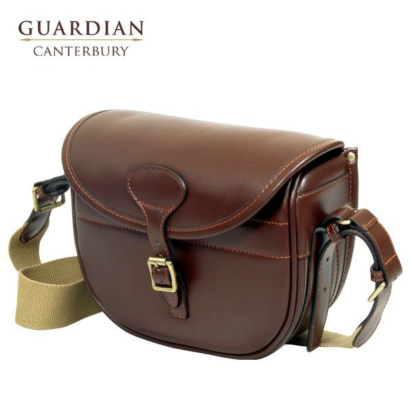 Guardian Guardian Canterbury Leather Cartridge Bag