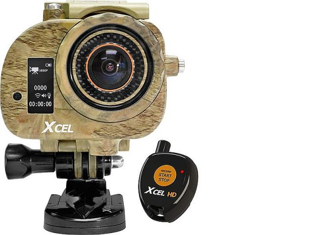 Spypoint SPY POINT EXCEL ACTION CAMERA 1080P HD, (FREE DELIVERY)